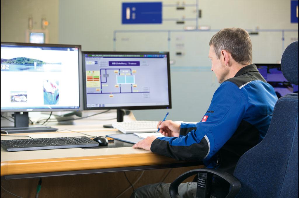 Fernwasserversorgung Oberfranken Labor Qualitätskontrolle Trinkwasser-Kontrolle