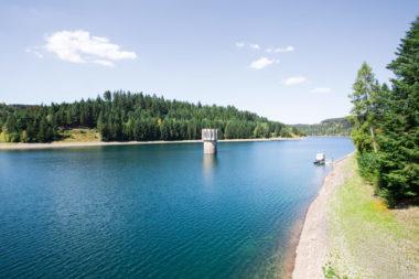 Ködeltalsperre Trinkwasser-Gewinnung Fernwasserversorgung Oberfranken