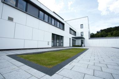 Fernwasserversorgung Oberfranken Kronach Trinkwasserversorgung Verwaltungsgebäude